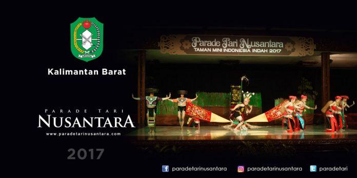 Parade-Tari-Nusantara-2017-Kalimantan-barat