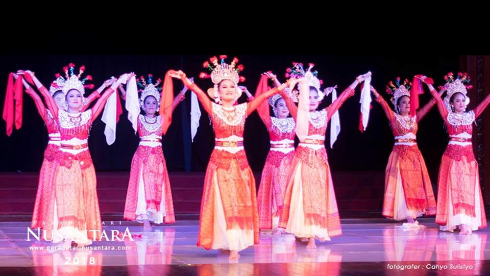 Parade-Tari-Nusantara-2018-prosesi-peserta